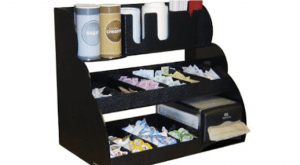 Quiz-Which Piece Of Coffee Shop Condiment Bar Trash Are You?