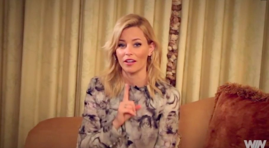 Really Important Questions with Elizabeth Banks: Ice Cream Vs. Cheesecake