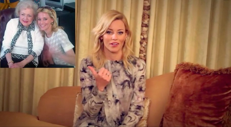 Really Important Questions with Elizabeth Banks: Would You Want To Be Betty White?