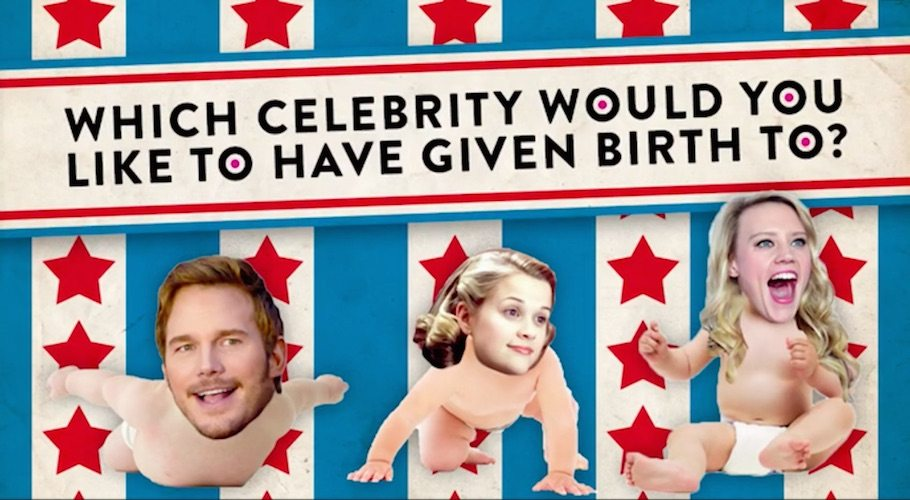 Really Important Questions: Which Celebrity Would You Like To Have Given Birth To?