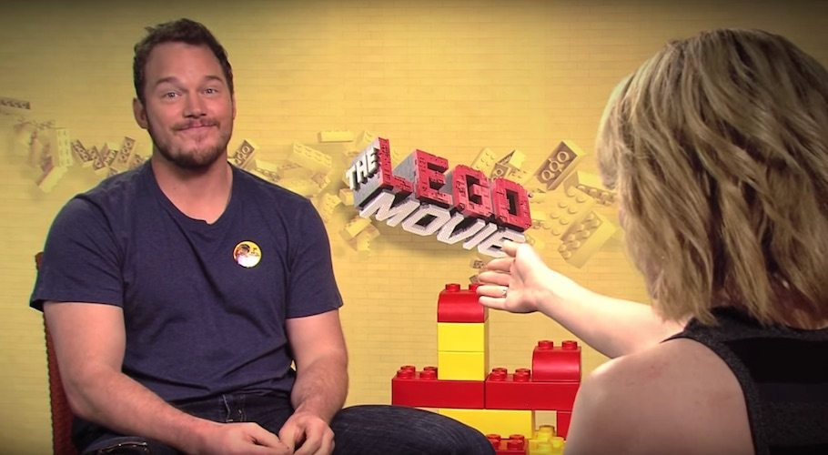 Ask A Badass: Chris Pratt