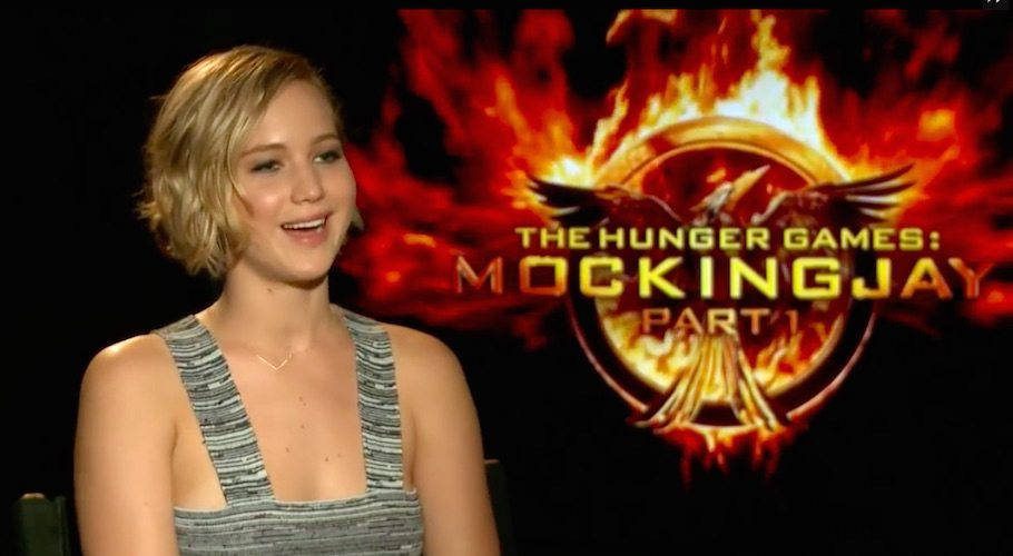 Ask A Badass: Jennifer Lawrence