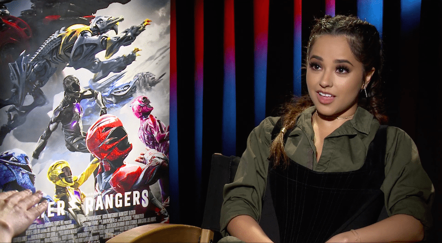 Ask A Badass: Becky G of Power Rangers