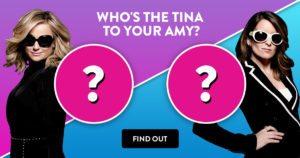 Tina and Amy