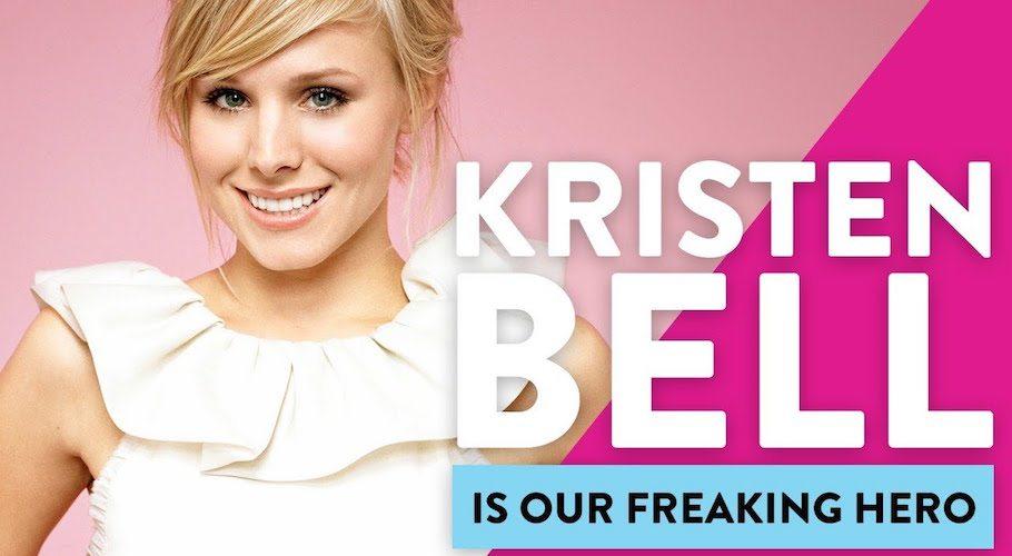 Kristen Bell Is Our Freaking Hero