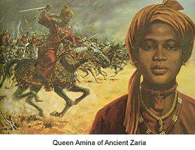Queen Aminatu