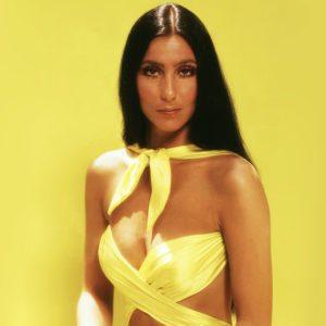 Spectacular 60\'s Handkerchief Cher