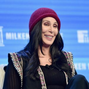 Laid Back Casual Interview Cher