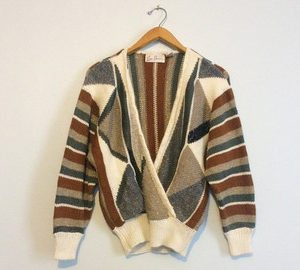 This power cardigan