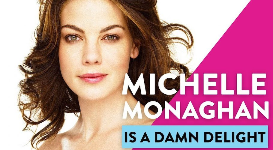 Michelle Monaghan Is A Damn Delight