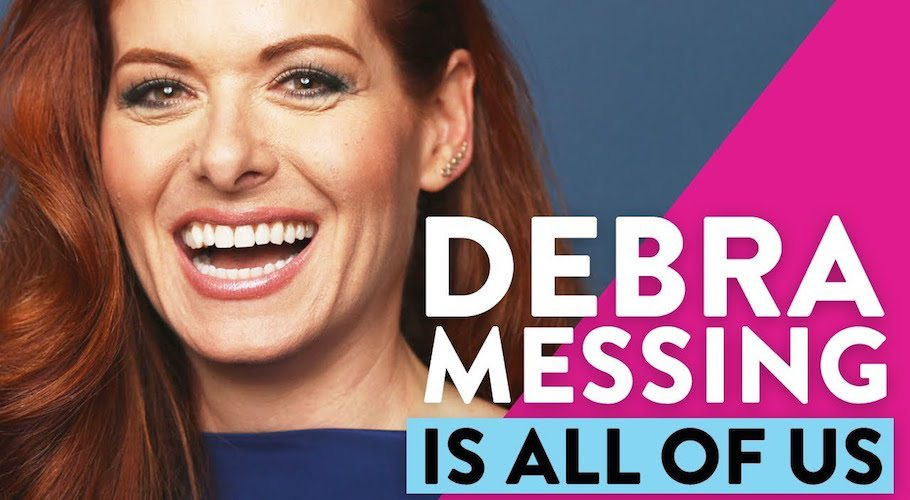 Debra Messing Is All Of Us
