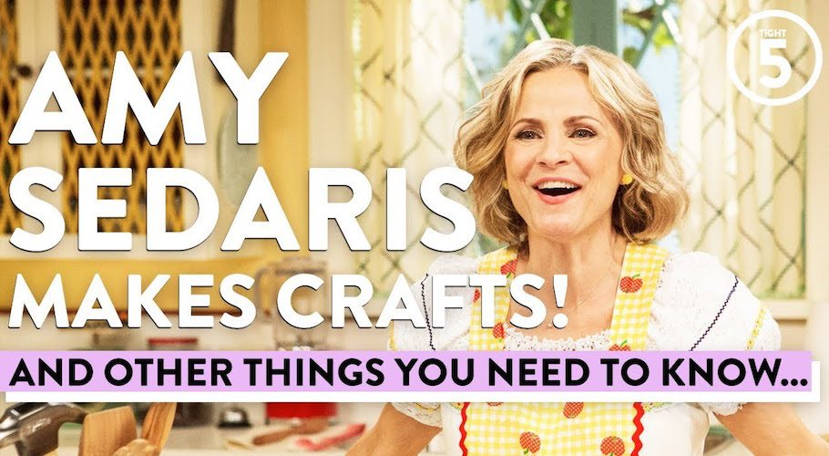 This Week's Tight 5 | Bad Grandmas, Amy Sedaris Crafts & More