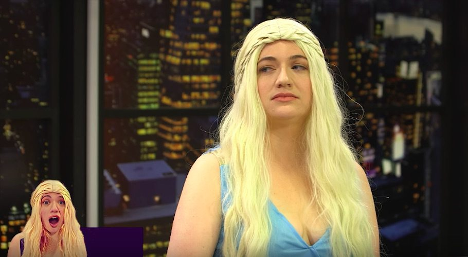 Women In Comedy: Khaleesi's Maternity Reveal