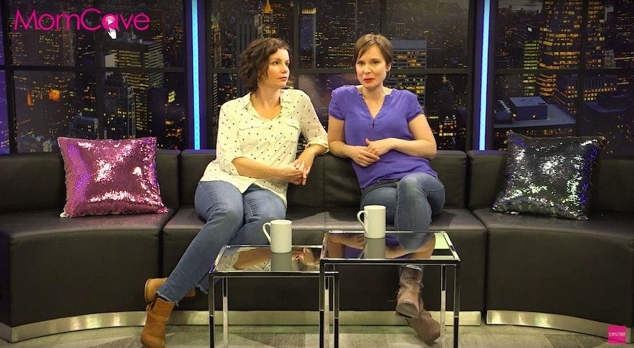 Women In Comedy: Mom Cave
