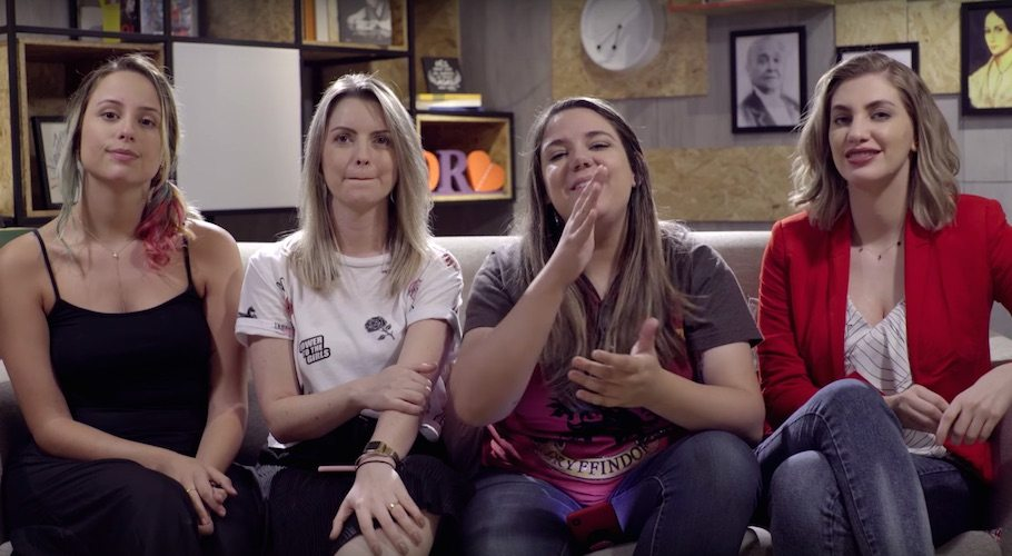 Women In Comedy: RESPONDENDO HATERS