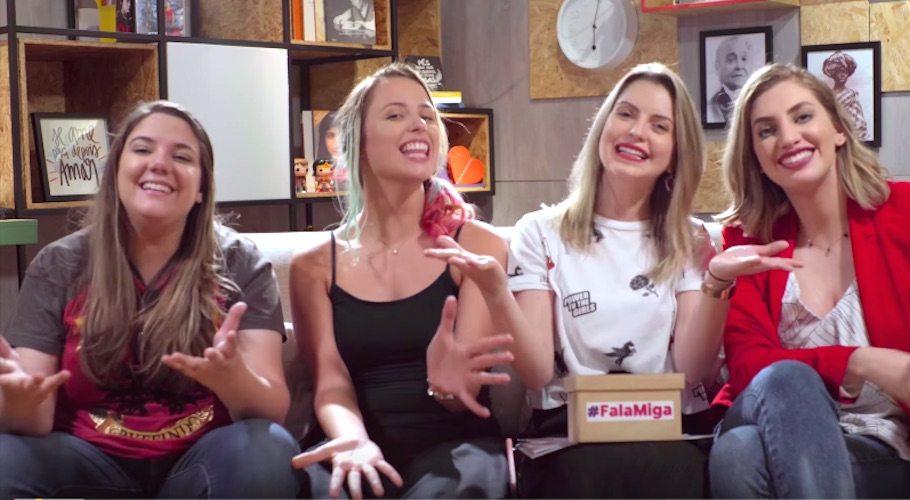 Women In Comedy: EU NUNCA sobre MACHISMO no TRABALHO
