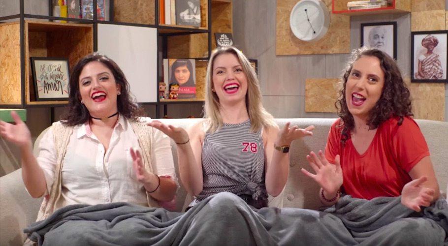Women In Comedy: NÃO TIRA O BATOM VERMELHO