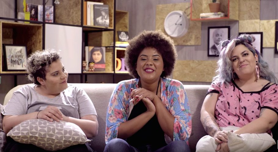 Women In Comedy: CANSAMOS DE OUVIR ISSO #FalaAmiga