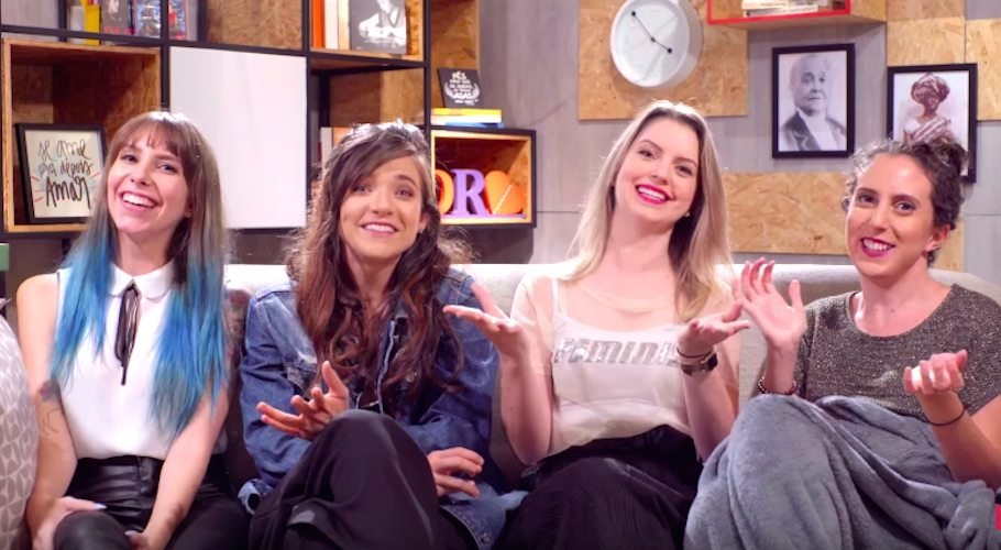 Women In Comedy: YOUTUBERS FEMINISTAS