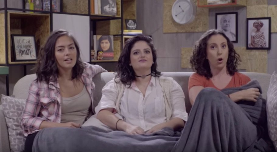 Women In Comedy: FEMINISTAS NOJENTAS, DIZEM