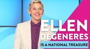 Ellen Degeneres Picture