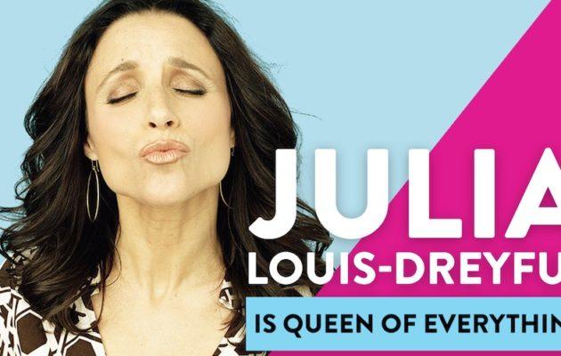 Julia Louis-Dreyfus Photo