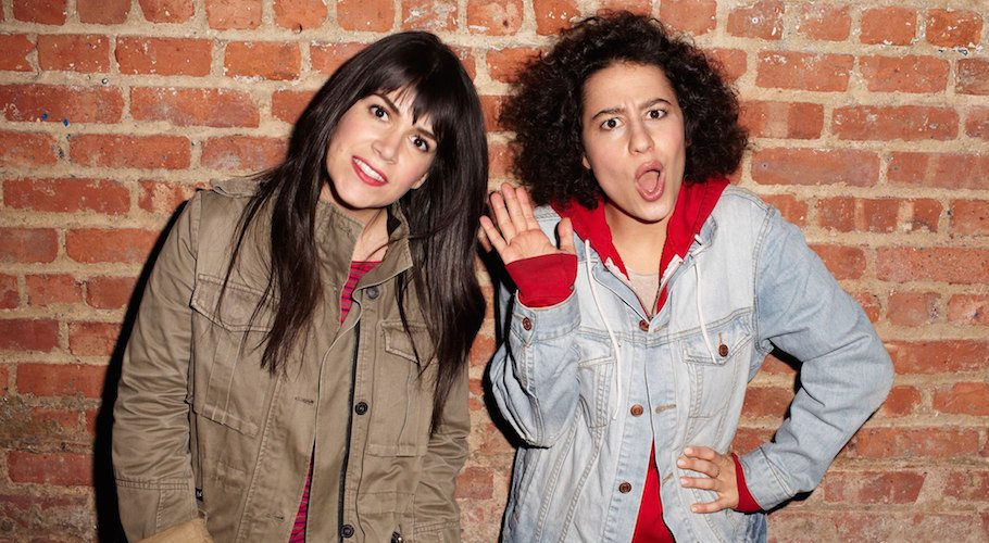 Abbi and Ilana Are Our Wednesday Woman Crushes