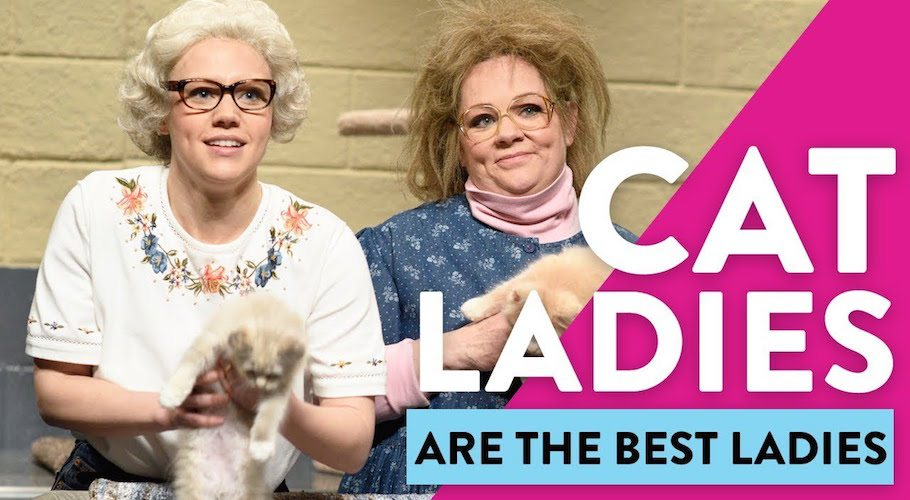 Cat Ladies We Love