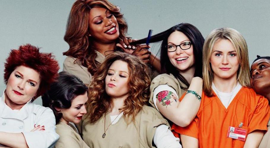 The Ladies of Orange Is The New Black