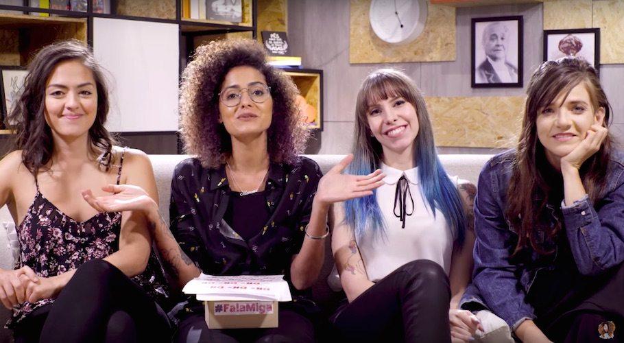 Women In Comedy: EU NUNCA COM GABBIE FADEL, KAREN JONZ E DRELACIONAMENTOS