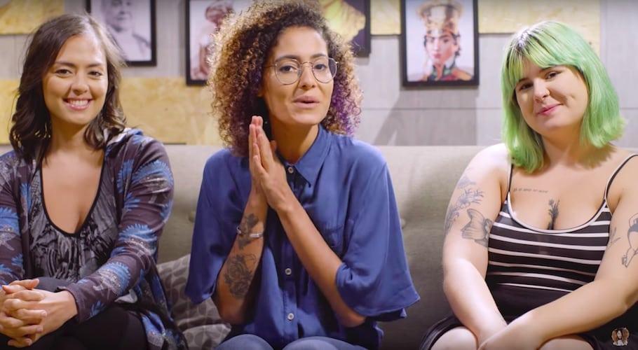 Women In Comedy: 2 VERDADES E 1MENTIRA COM Luiza Junqueira e Mari Zatz