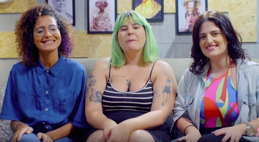 Women In Comedy: JÁ DEIXAMOS DE TRANSAR POR VERGONHA