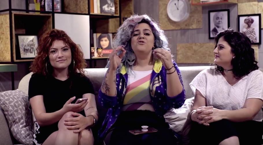 Women In Comedy: COMENTANDO COMENTÁRIOS SEM NOÇÃO