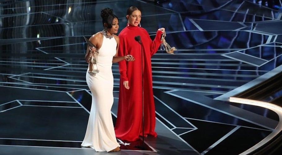 Oscars Tiffany Haddish Maya Rudolph