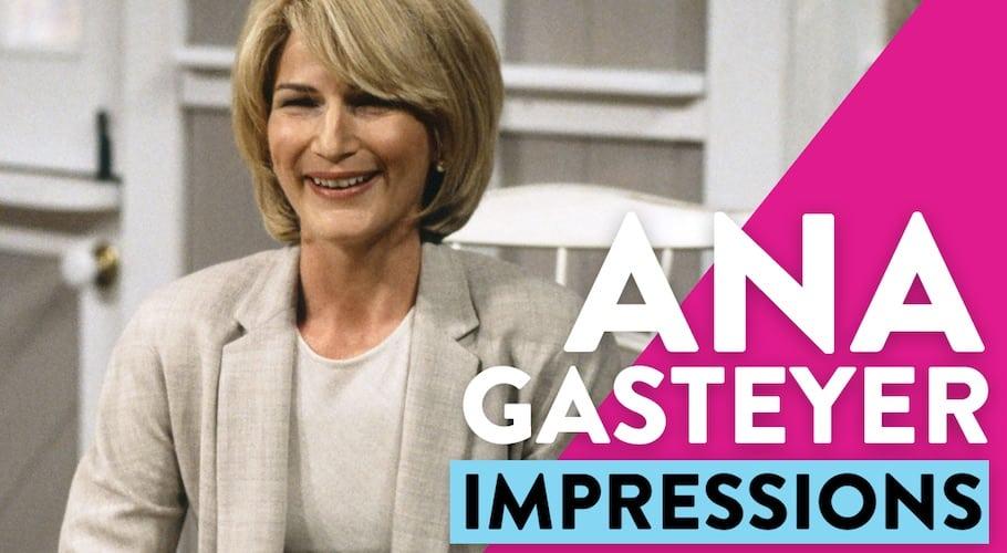 Ana Gasteyer's Best Impressions