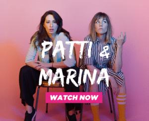 Patti and Marina