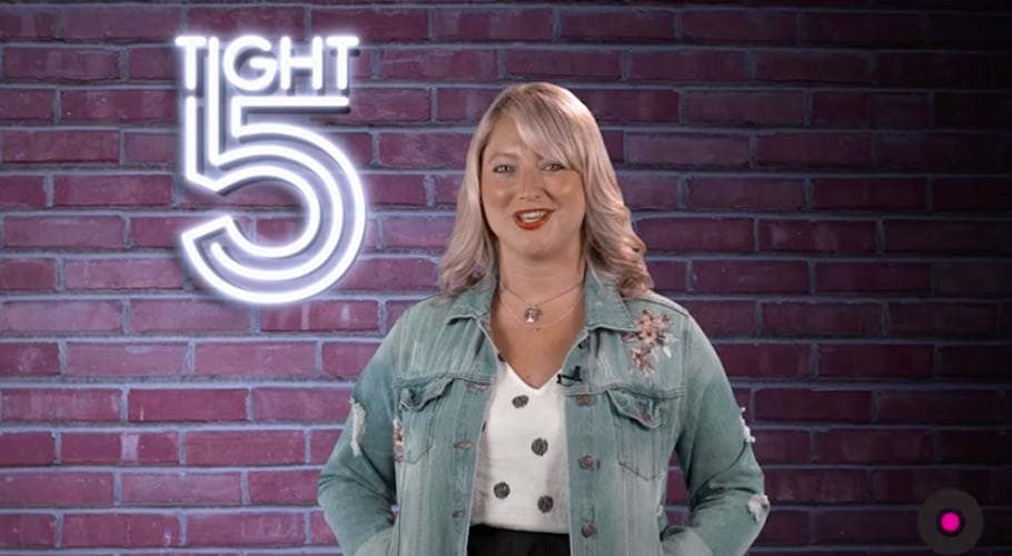 Tight 5: Five Funny Women You Should Support