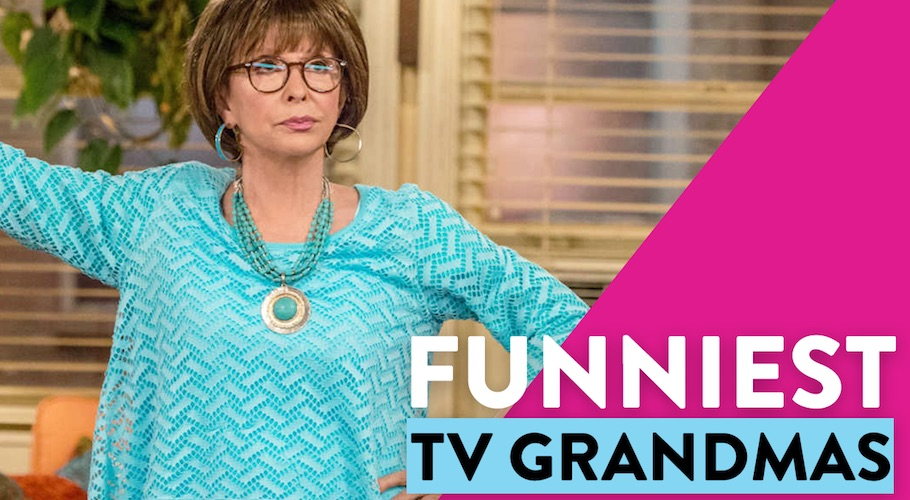 The Funniest TV Grandmas