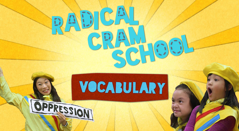 "Radical Cram School – Episode 2: ""Vocabulary"""