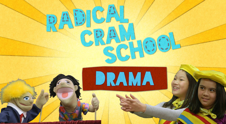 "Radical Cram School – Episode 3: ""Drama"""