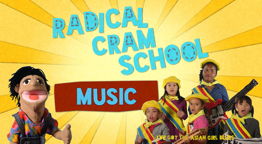 "Radical Cram School – Episode 5: ""Music"""