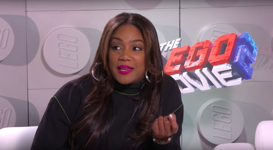 Tiffany Haddish On Ask A Badass
