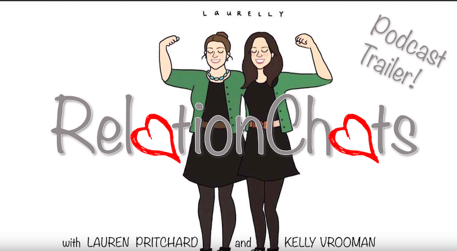 RelationChats with Laurelly! **Podcast Trailer**