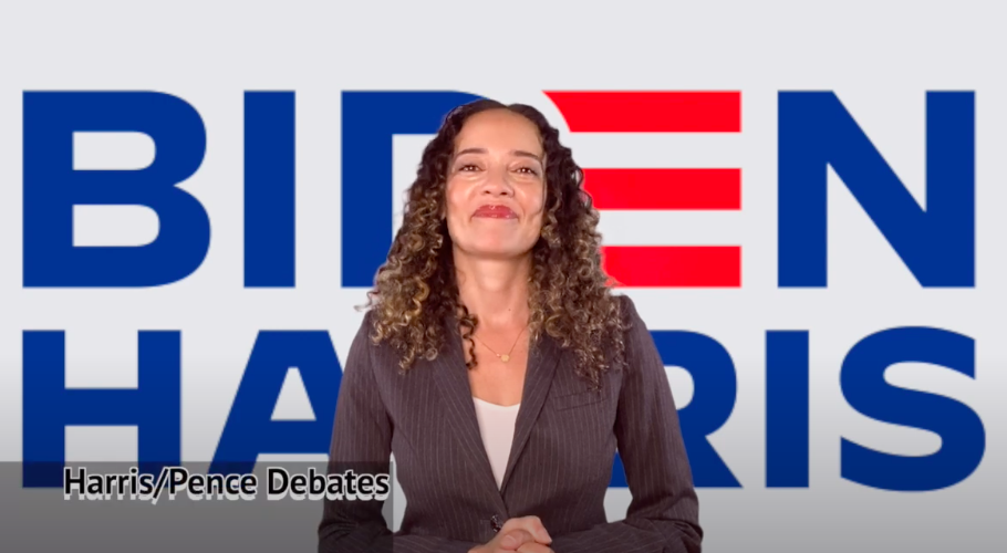 Kamala Harris v. lil Mike Pence debate who should be the V.P.